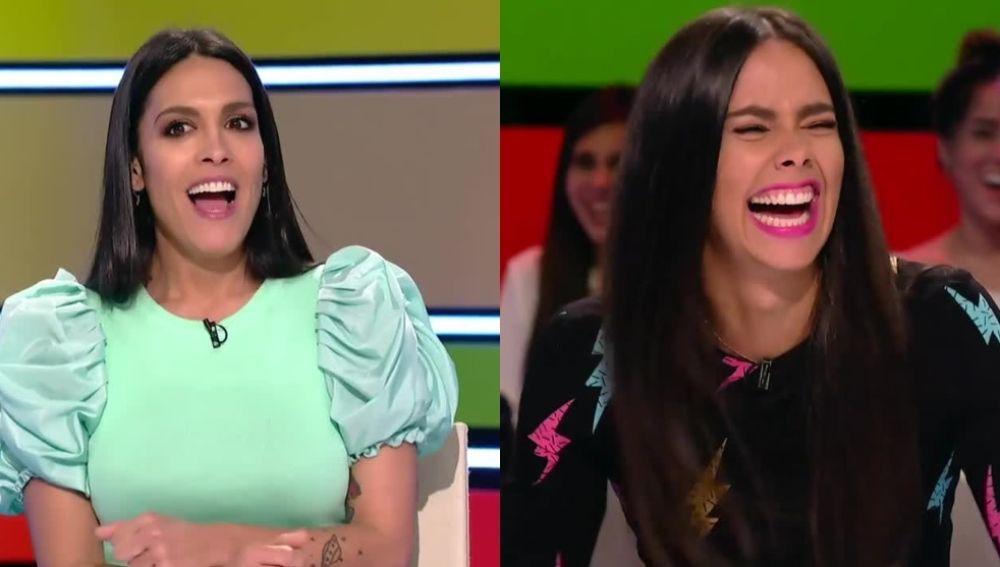 Lorena Castell y Cristina Pedroche