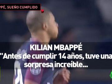 """Mbappé desvela el día que conoció a Zidane: """"Nunca olvidaré ese momento"""""""