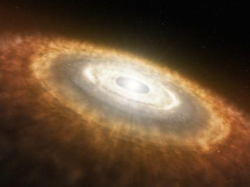 Asi eran las semillas de los cuerpos solidos del sistema solar