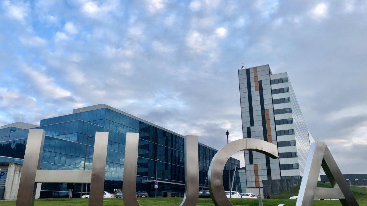 Hospital Universitario Central de Asturias (Oviedo)