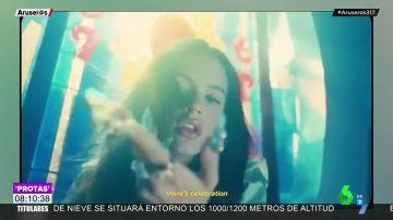 Las primeras imágenes del documental de Rosalía se convierten en un auténtico bombazo para las redes