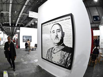 La polémica obra sobre Franco que está presente en ARCO
