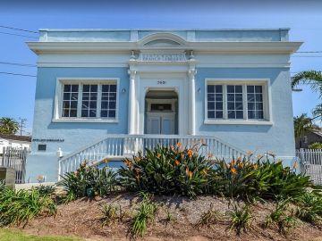 La biblioteca 'Ocean Park Branch', en Santa Mónica