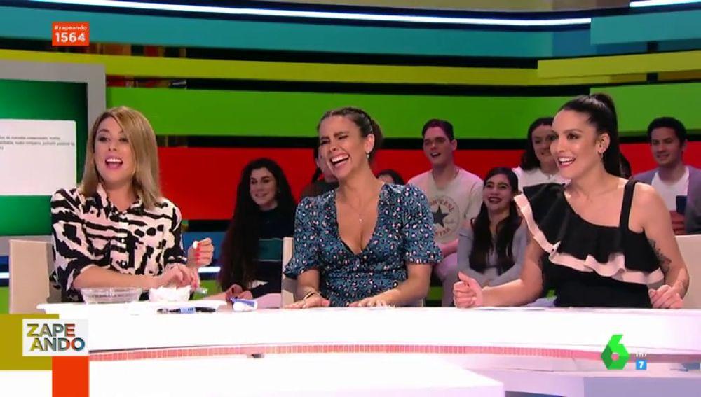 """Cristina Pedroche lo vuelve a hacer: esta es su confesión sobre su """"caca"""" que hace reír hasta a Quique Peinado"""