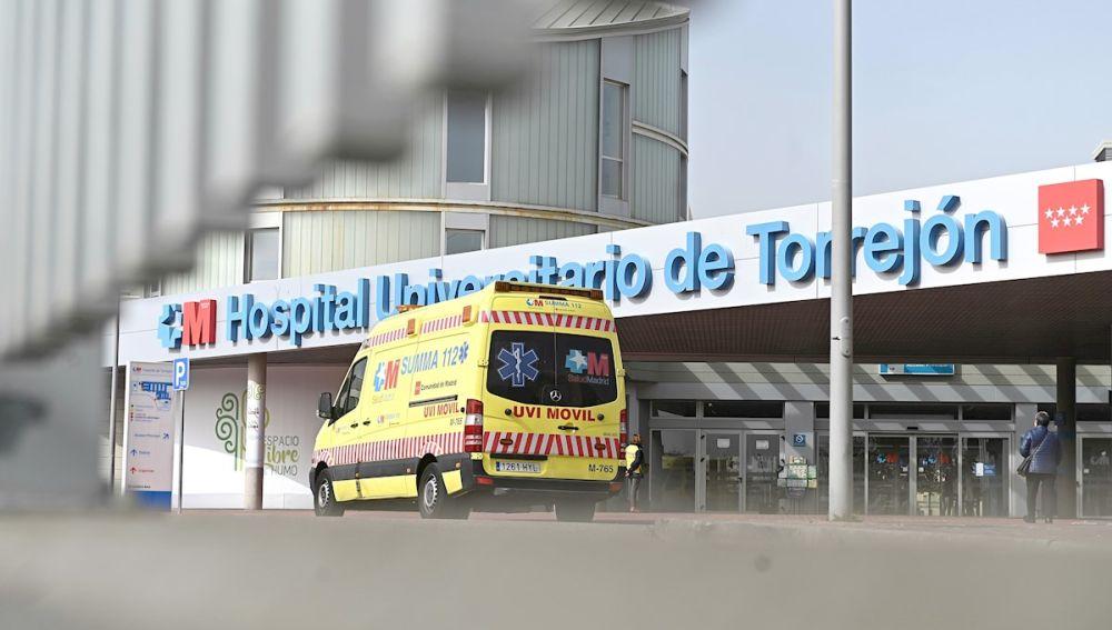 El Hospital Universitario de Torrejón