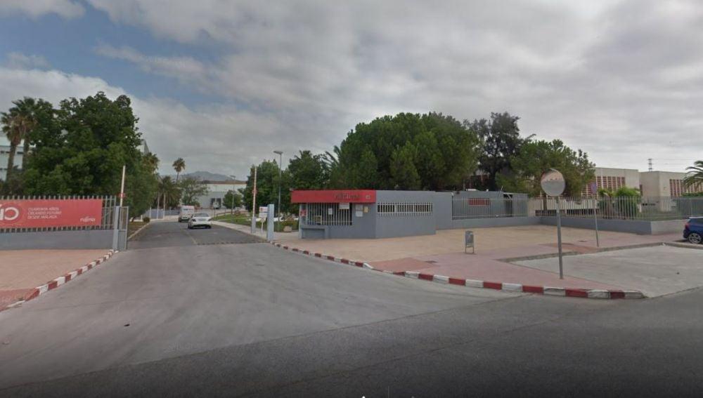 Sede de Fujitsu en Málaga