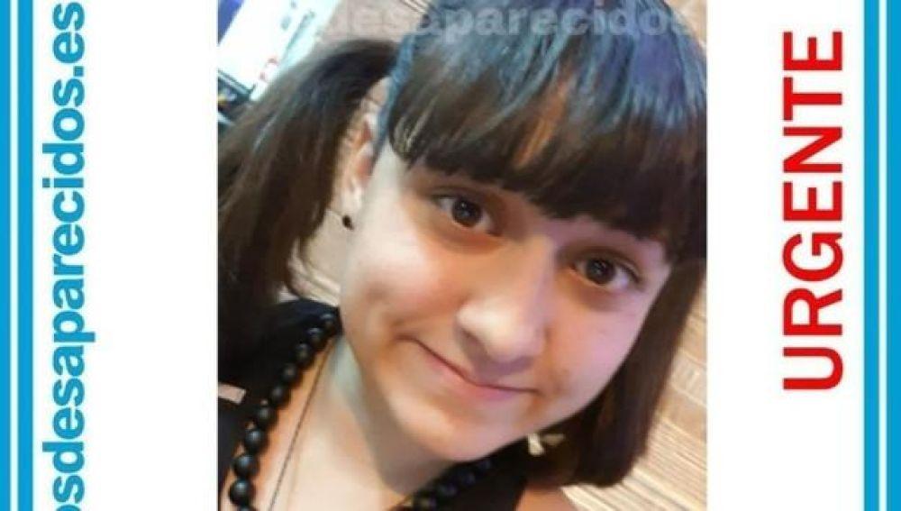 La joven desaparecida en el Aeropuerto de Madrid-Barajas