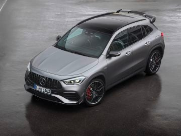 Mercedes-AMG GLA 45 4MATIC+