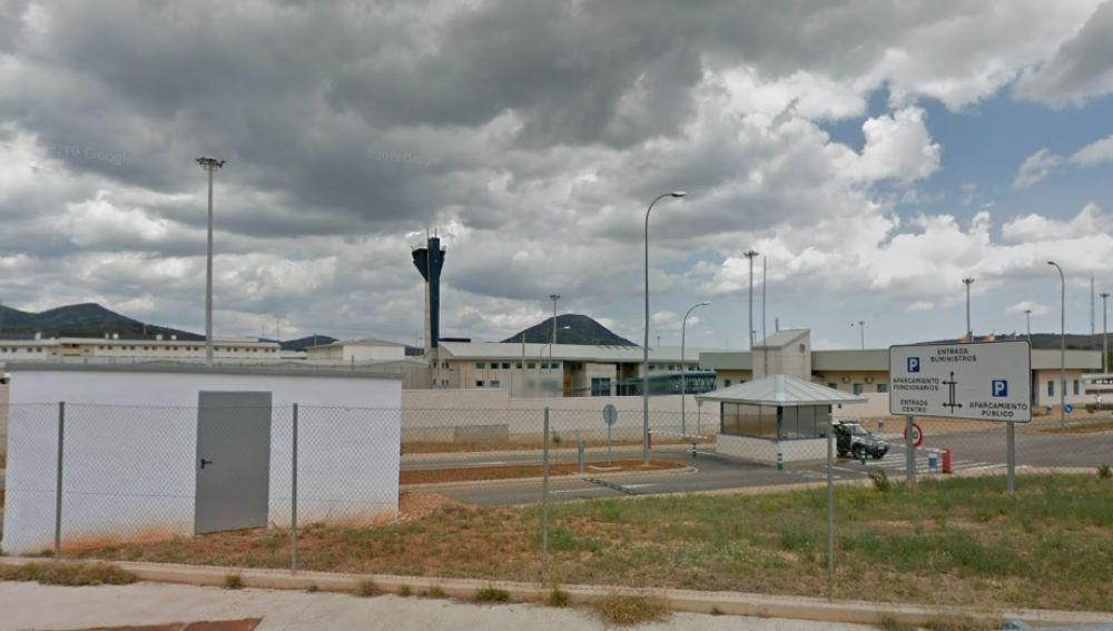 Prisión de Castellón II, en Albocàsser