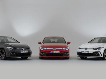 Volkswagen Golf GTI, GTD y GTE