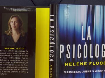 'La psicóloga', de Helene Flood