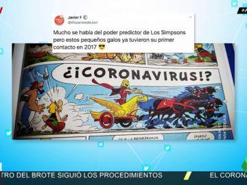 Asterix Coronavirus