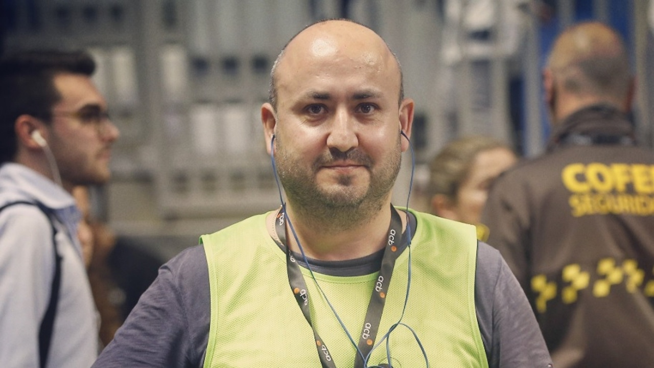 Jose Carlos Villena, periodista deportivo