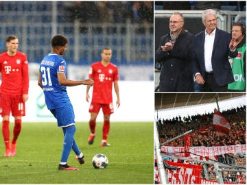 El Hoffenheim - Bayern de Múnich