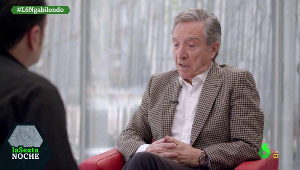 """Gabilondo, sobre la unión de PP y Cs en País Vasco: """"Es como un agonizante que se abraza a un muerto para prosperar"""""""