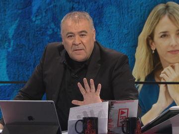 Ferreras responde a Álvarez de Toledo en Al Rojo Vivo