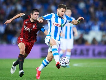 Resultado Mirandés - Real Sociedad | Semifinales de la Copa del Rey, EN DIRECTO