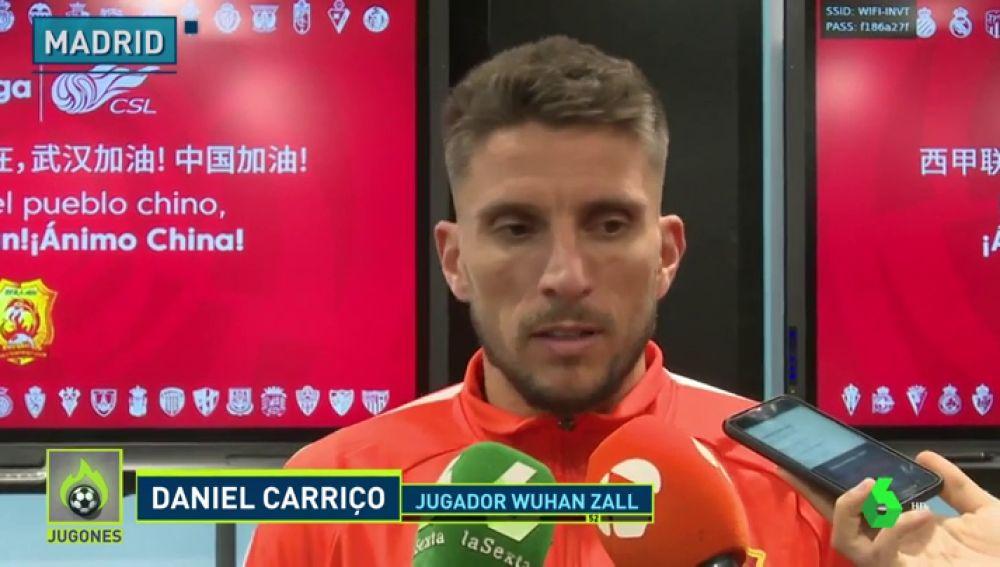 Wuhan atrapados España