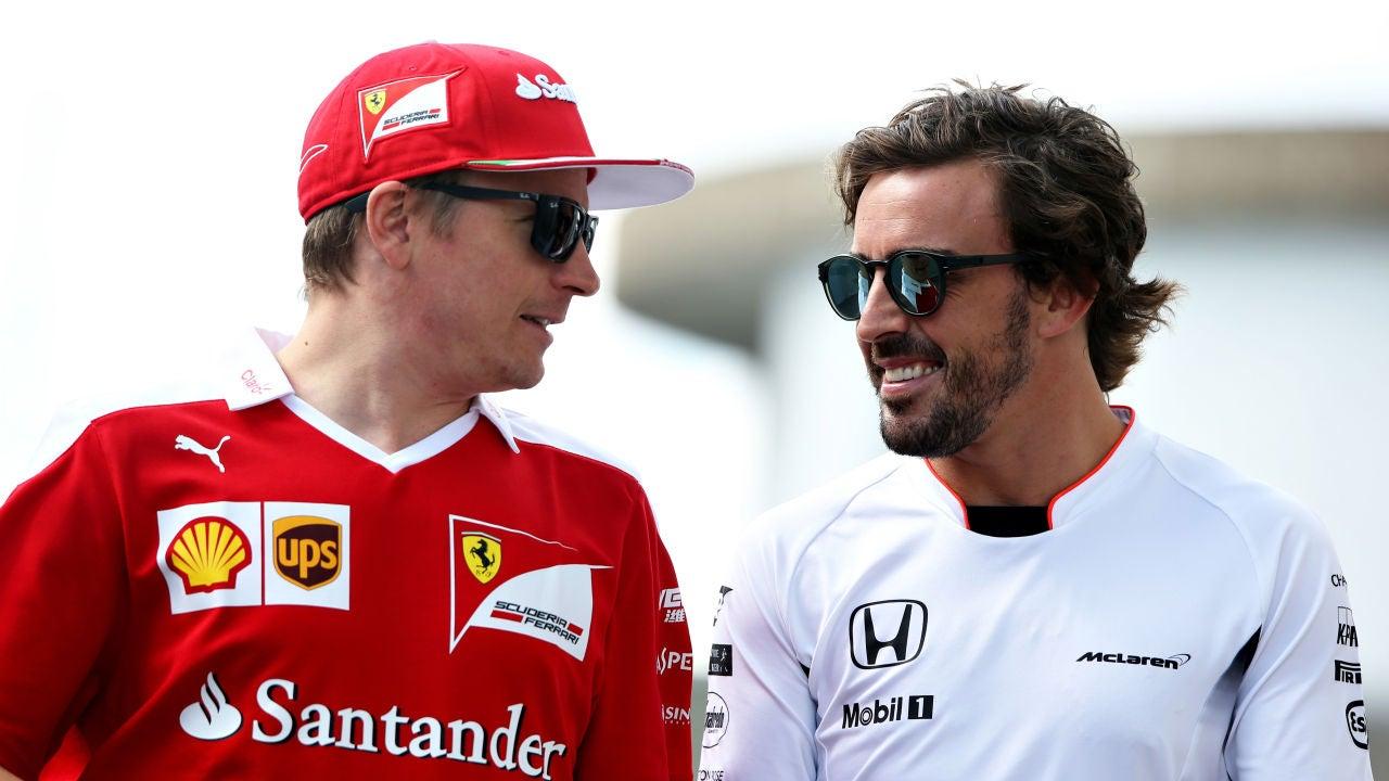 """Fernando Alonso? Si sigo en la F1 no es porque él vuelva"""""""