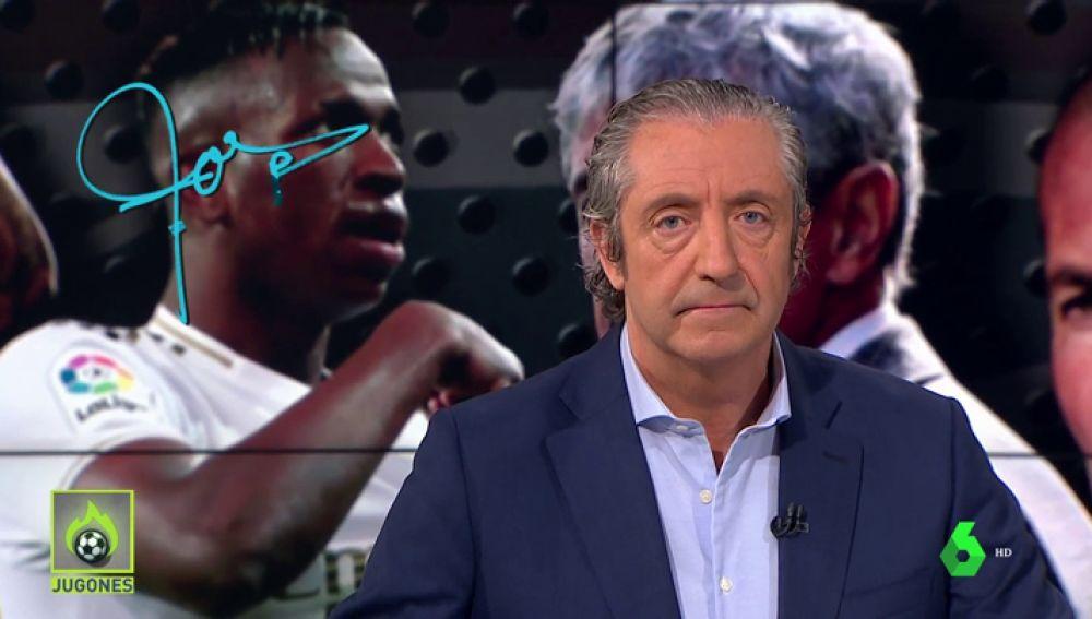 """Josep Pedrerol: """"Ayer ganó el Madrid pero no ganó Zidane"""""""