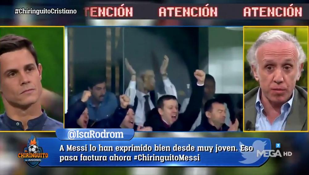 """¿Cómo vivió Cristiano su regreso al Bernabéu?: """"Fue una noche emotiva en la que Cristiano estuvo muy cómodo"""""""
