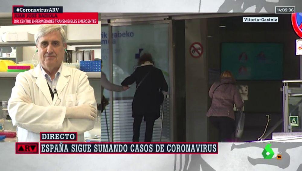 """Juan José Badiola: """"Es posible que muchas personas estén infectadas por el coronavirus, pero no lo saben"""""""