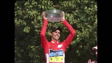 En 2007 nacía la leyenda del ciclista Alberto Contador truncada unos años después por la sombra del dopaje