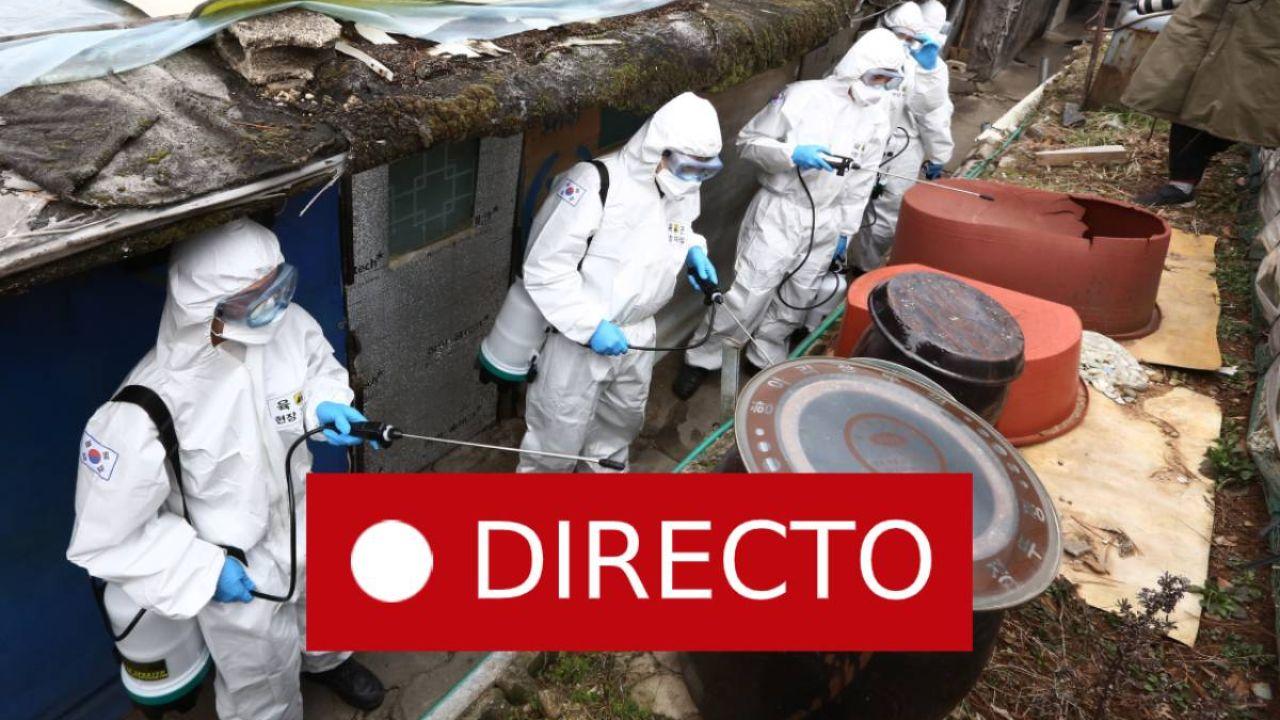 Últimas noticias del coronavirus en España, Madrid confirma 46 casos de COVID-19 y no descarta aumentar la alerta a la fase de mitigación