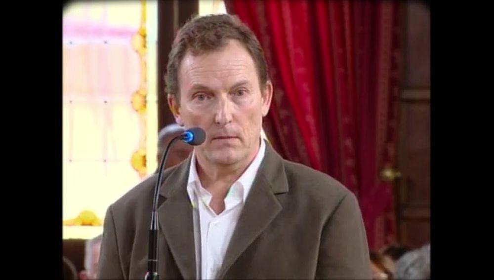 """La confesión Santiago Mainar del asesinato del alcalde de Gago: """"Pues nada disparé y ya está"""""""