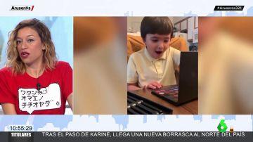 El tierno vídeo en el que un niño recibe maquillaje como regalo de cumpleaños genera debate en Twitter