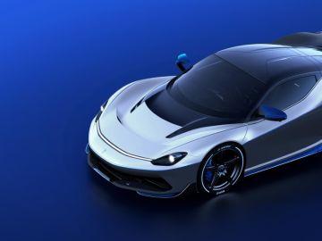 Automobili Pininfarina Battista bautizada con el nombre 'Anniversario'