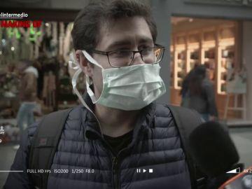 """El Intermedio 'capta' los """"momentos de desesperación y pánico"""" de los españoles por el coronavirus"""