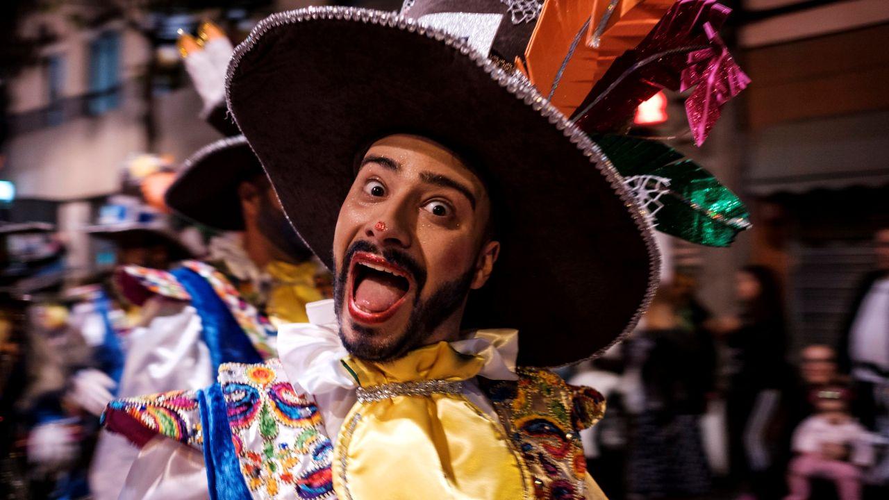 Carnaval Internacional de Maspalomas
