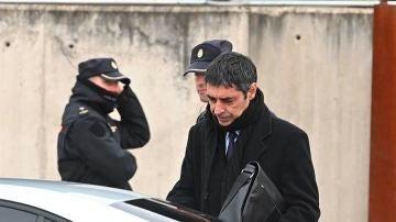 El exmayor de los Mossos d'Esquadra, Josep Lluís Trapero