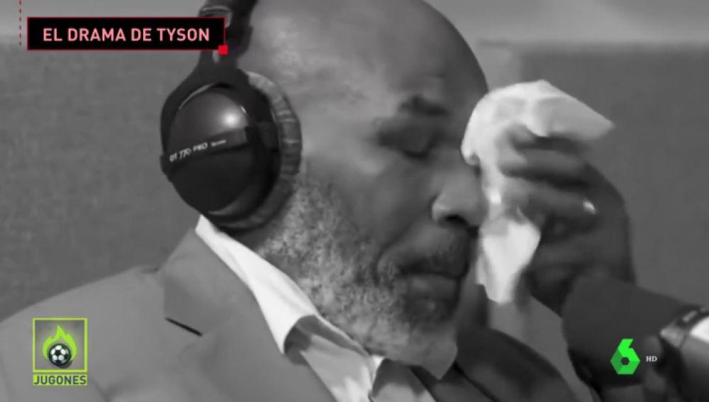"""La entrevista más dura de Mike Tyson: """"Estoy vacío. No soy nada"""""""