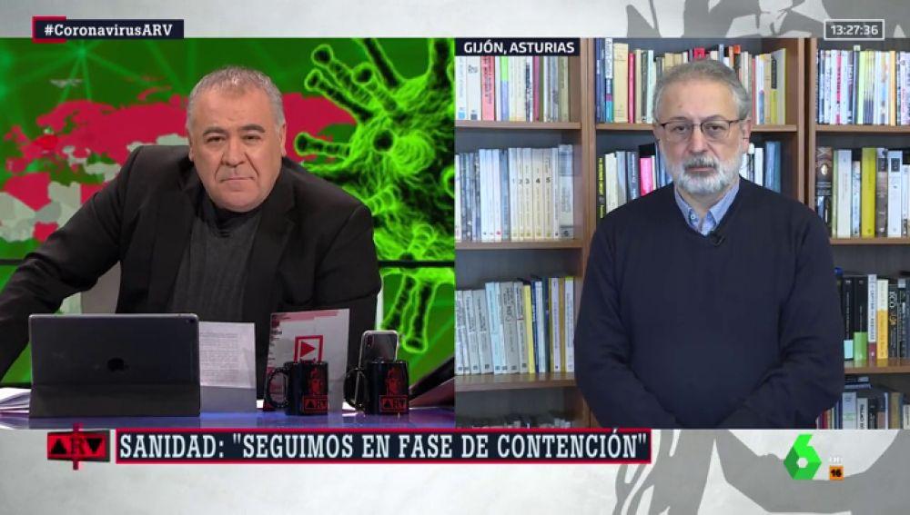 """Daniel López-Acuña: """"No estamos en una situación de transmisión generalizada del coronavirus"""""""