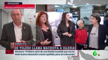 """Baldoví: """"Álvarez de Toledo es una bendición para la izquierda, con personas como ella el PP pasará mucho tiempo en la oposición"""""""