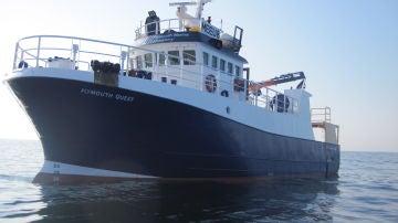 Un barco inteligente viajara sin tripulacion entre Reino Unido y EE UU