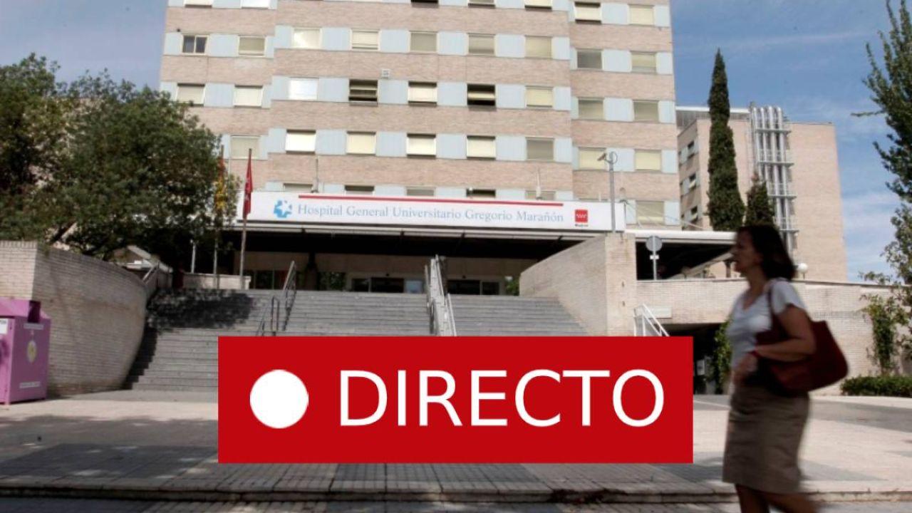 Última hora sobre los nuevos casos de coronavirus en España, en directo