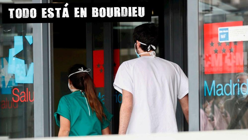 Sanitarios en Madrid