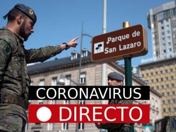 Última hora Coronavirus   España: Nuevos casos de infectados y el estado de alarma, EN DIRECTO