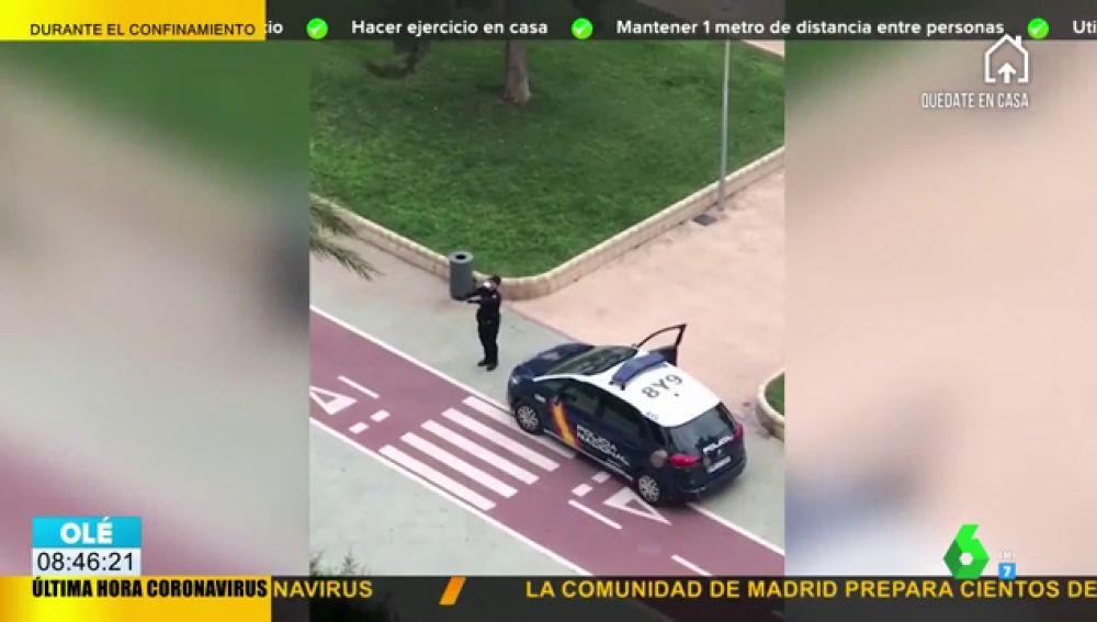 policia almeria chuchua