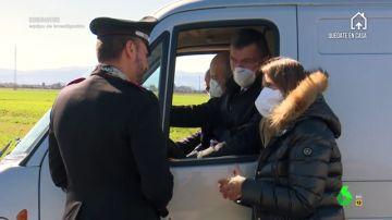 """Equipo de Investigación, en el límite de la 'zona roja' por coronavirus de Italia: """"Todavía llegaban pasajeros de todo el mundo"""""""