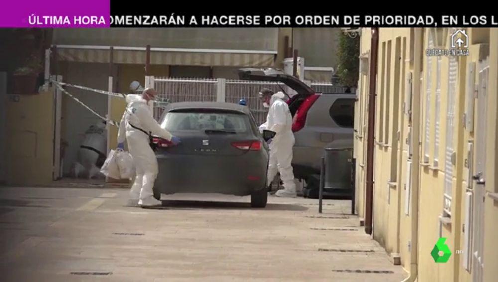 El asesinato de una mujer delante de sus dos hijos en Castellón, primer crimen machista durante el estado de alarma
