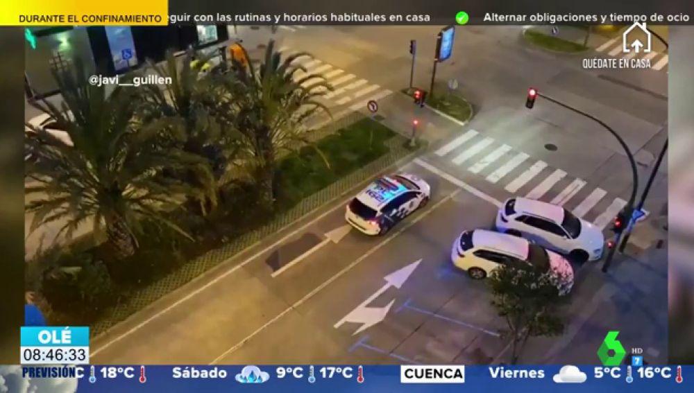 policia local A Coruña