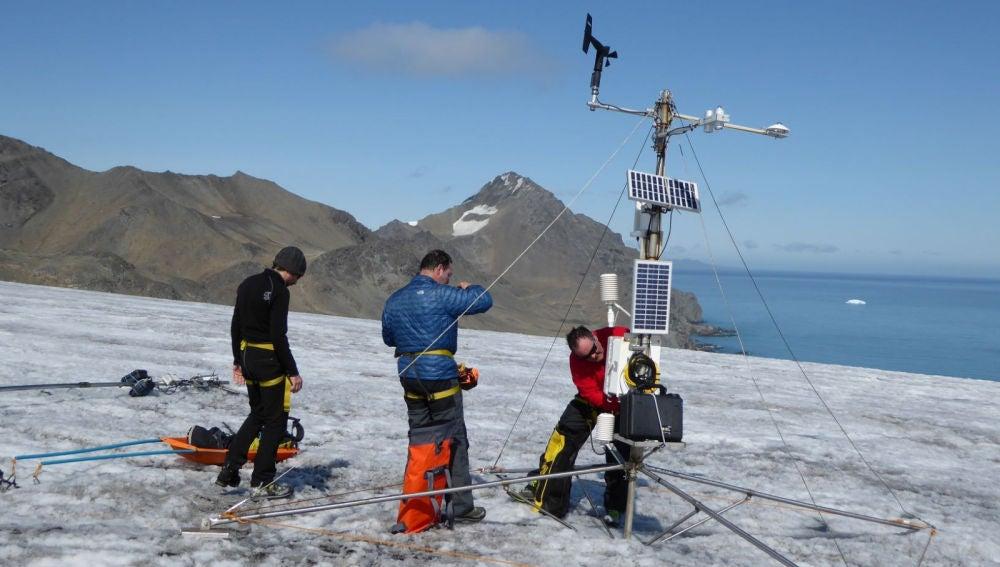 Finaliza un verano con temperaturas record en la Antartida