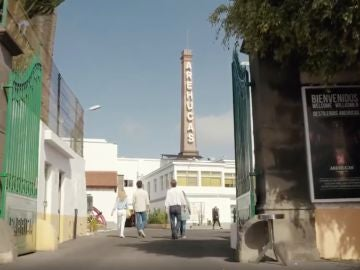 Imagen de la destilería Arehucas