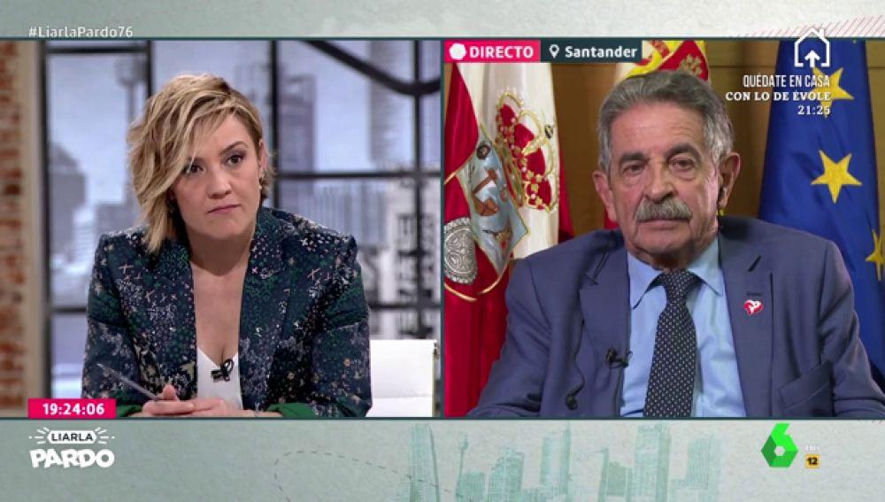 """Revilla: """"España no es como Finlandia. Nos gusta salir e ir con los amigos, pero estamos teniendo un comportamiento ejemplar"""""""