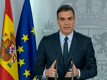 Pedro Sánchez, presidente del Gobierno