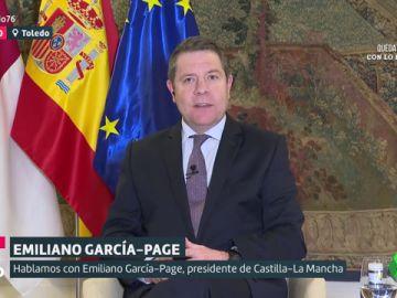 """García-Page celebra el """"ambiente constructivo"""" de la reunión de Sánchez con los presidentes autonómicos: """"Torra ha dicho cosas sensatas"""""""